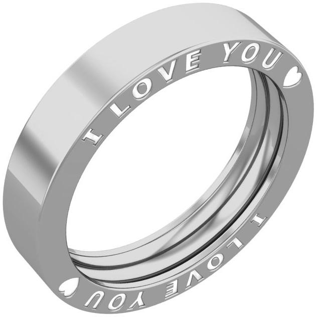 Кольцо женское F-Jewelry A1000012-10875 р.20