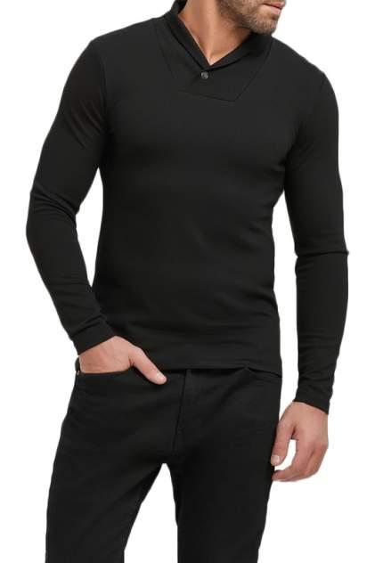 Пуловер мужской Envy Lab N005 черный 3XL