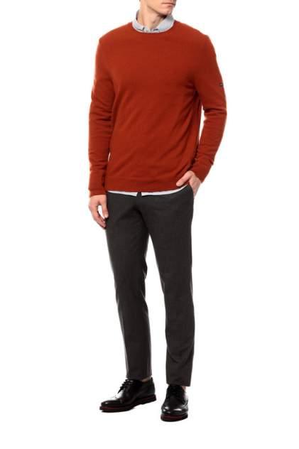 Пуловер мужской Saint James 9674 красный 3XL