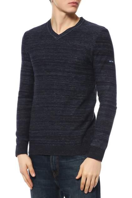 Пуловер мужской Saint James 154 синий 3XL