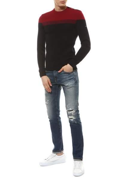 Пуловер мужской Saint James 149 синий 3XL