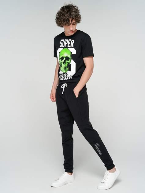 Спортивные брюки мужские ТВОЕ 68645 черные L