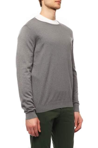 Пуловер мужской Olymp 0162/11/63 серый 3XL