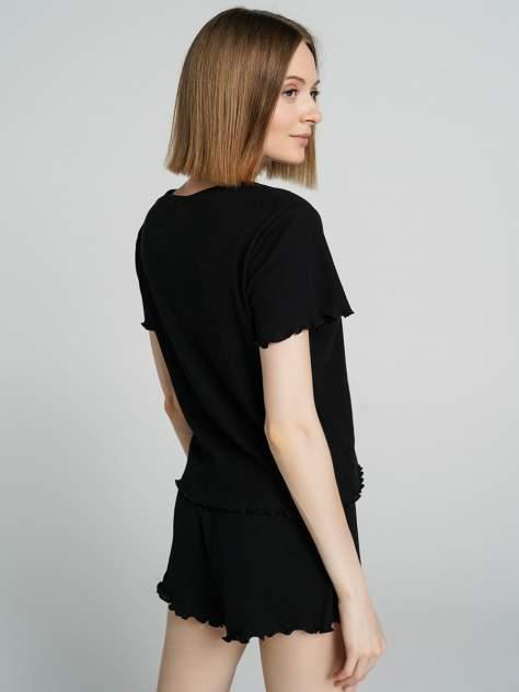 Пижама женская ТВОЕ 72325 черная M