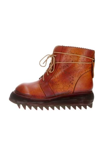 Ботинки женские Airbox 135645, коричневый