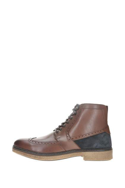 Ботинки мужские Airbox 136338 коричневые 42 RU