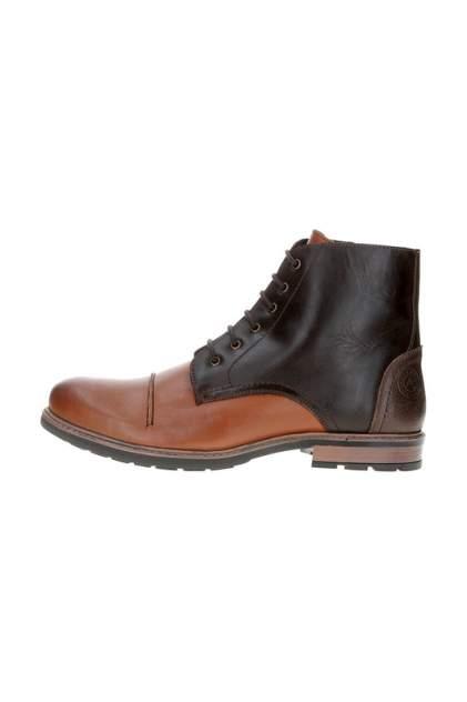 Мужские ботинки Airbox 136670, коричневый