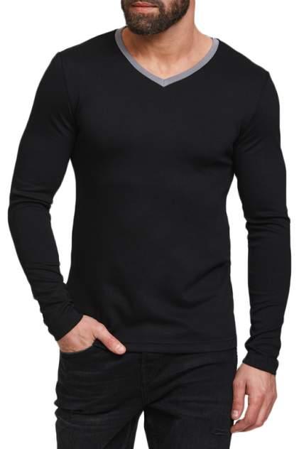 Пуловер мужской Envy Lab Q22 черный M