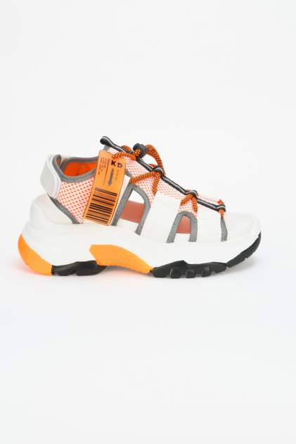 Сандалии женские Keddo 807509/03 оранжевые 36 RU