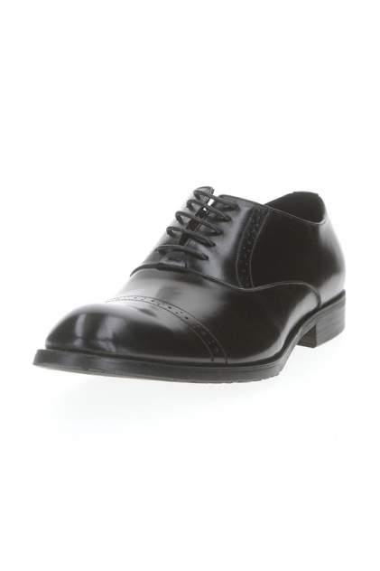 Туфли мужские Airbox 135393 черные 45 RU