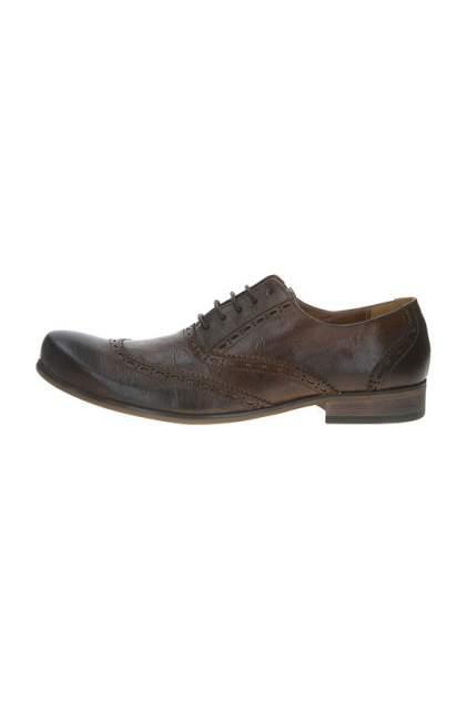 Туфли мужские Airbox 135557, коричневый