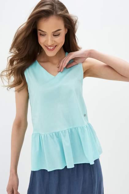 Женская блуза Baon B260012, голубой