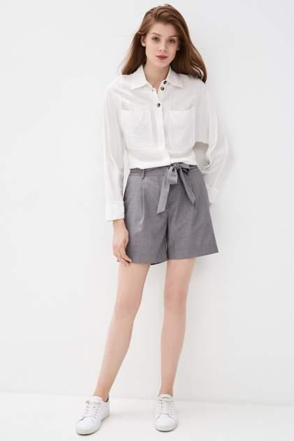 Повседневные шорты женские Baon B320001 серые L