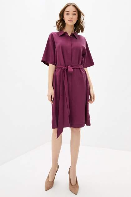 Женское платье Baon B450023, бордовый