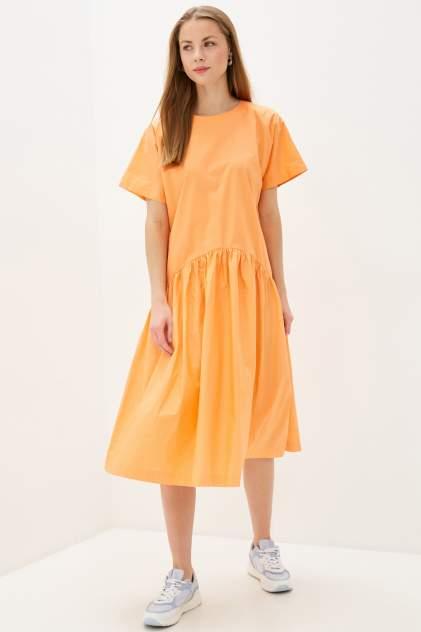 Женское платье Baon B450050, оранжевый