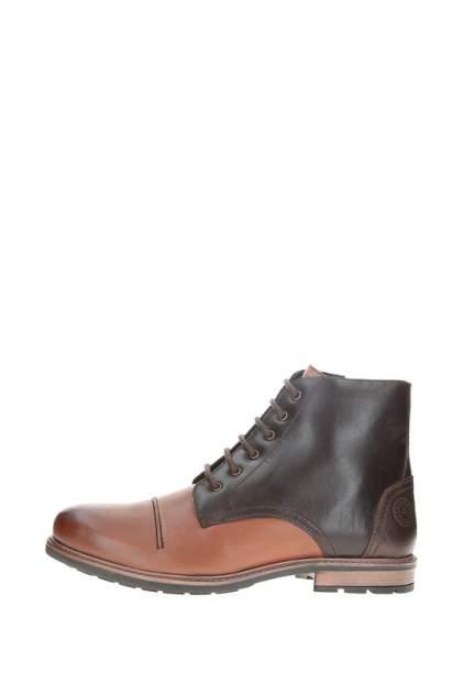 Мужские ботинки Airbox 136313, коричневый