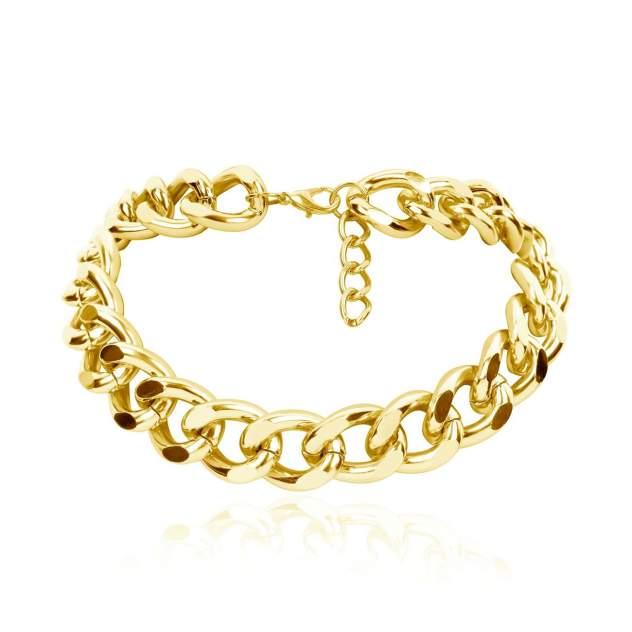 Чокер your jewerly ts-0000029 золотистый 40 см