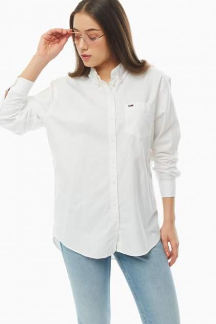 Женская рубашка Tommy Jeans DW0DW06511 100, белый