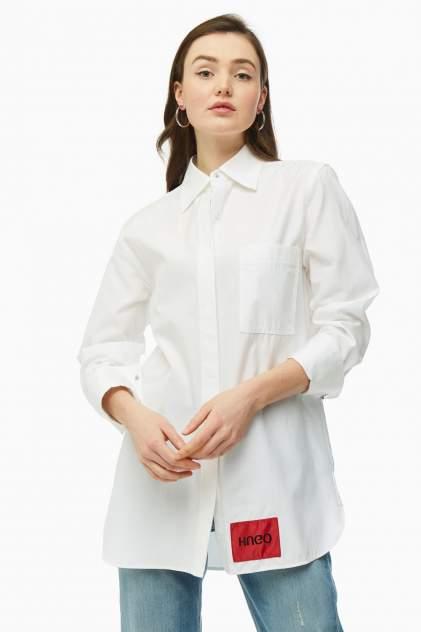 Женская рубашка Hugo Boss 50416932 10220236 01 100, белый