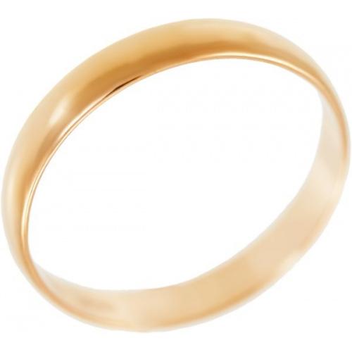 Кольцо унисекс Платина 01-2428-00-000-1110-11 р.24
