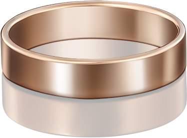Кольцо унисекс Платина 01-3460-00-000-1110-11 р.23.5
