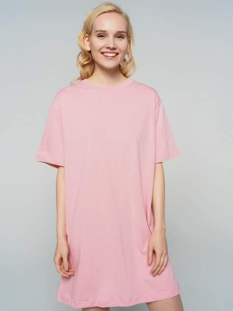 Ночная сорочка женская ТВОЕ 79532 розовая XS
