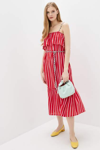 Женское платье Baon B460014, красный