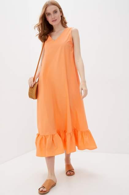 Женское платье Baon B460022, оранжевый
