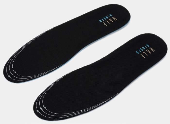 Стельки для обуви Ralf Ringer СВ000007ЧА2 черные р.46