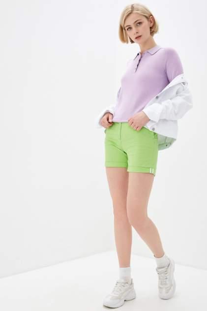 Повседневные шорты женские Baon B320015 зеленые L