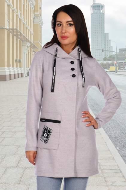 Женское пальто Миллена Шарм Баккарди, серый