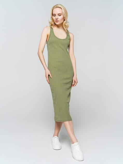 Женское платье ТВОЕ 80609, хаки