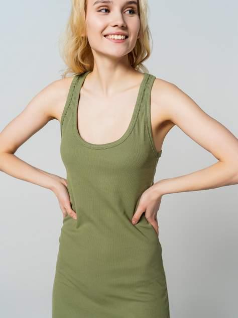 Платье-майка женское ТВОЕ 80609 хаки XL