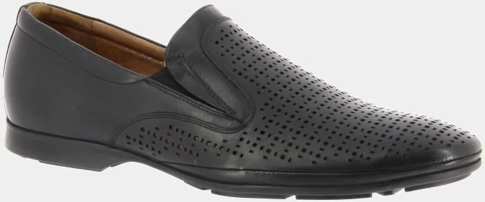 Туфли мужские Ralf Ringer 531104 черные 40 RU