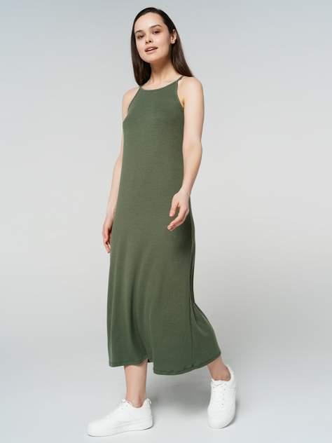 Платье-майка женское ТВОЕ 80598 хаки XL