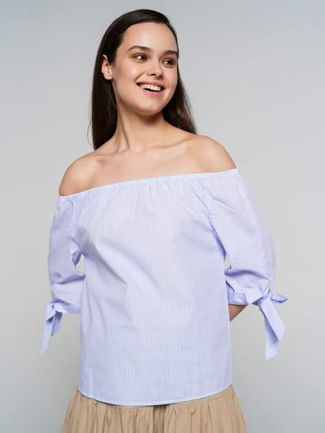 Блуза женская ТВОЕ A6424 голубая XL