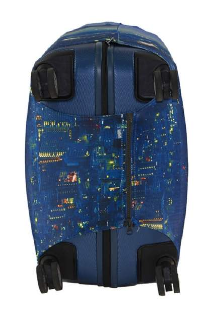 Чехол для чемодана RATEL R3_80_096WT_052_BF260U_S СИНИЙ, ГОЛУБОЙ, БЕЛЫЙ