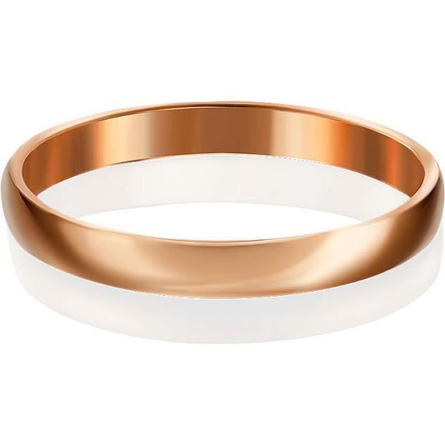 Кольцо унисекс Платина 01-2424-00-000-1110-11 р.24
