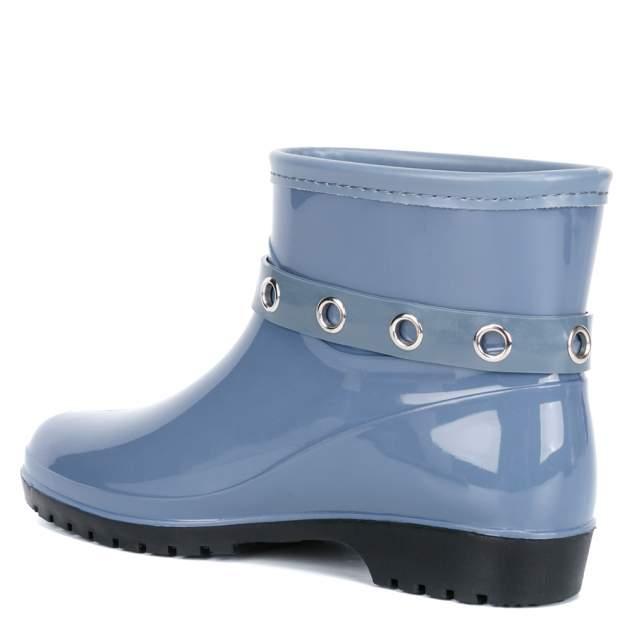 Резиновые сапоги женские all.go GAB0193 голубые 37 RU