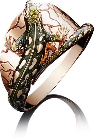 Кольцо женское Платина 01-5030-00-000-1110-59 р.20