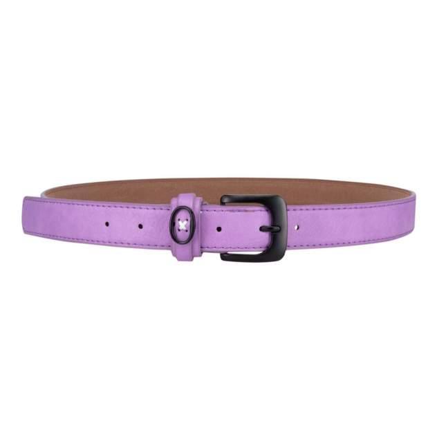 Ремень женский фиолетовый 52940