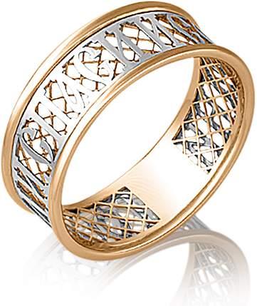 Кольцо женское Платина 01-4773-00-000-1111-18 р.21