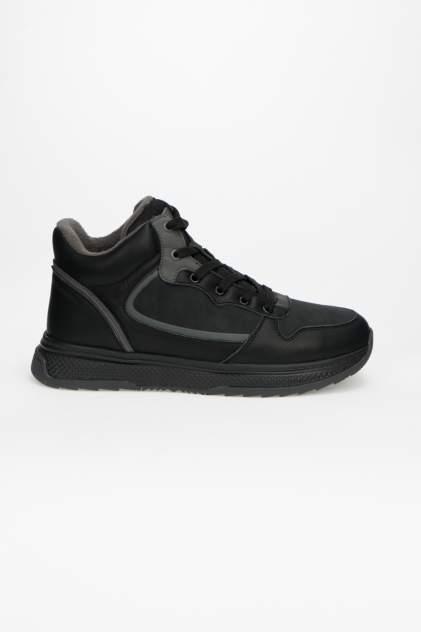 Мужские ботинки TESORO 108119/07, черный