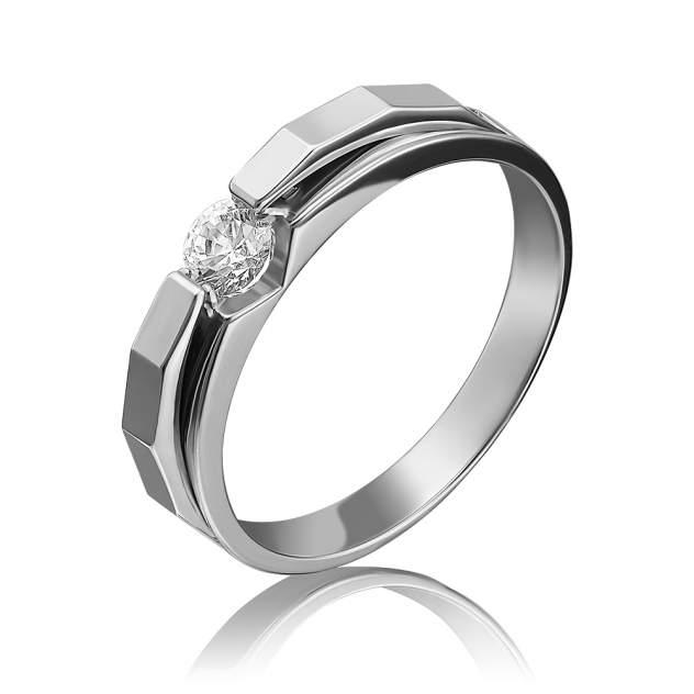 Кольцо женское Платина 01-5121-00-501-1120-38 р.19