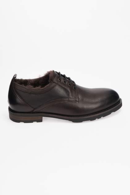 Мужские полуботинки Respect VS23-135184, коричневый