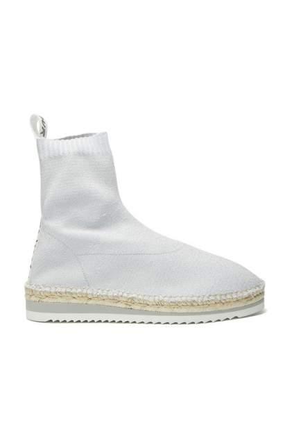 Ботинки женские BALDAN 1379189/2422 серебристые 37 RU