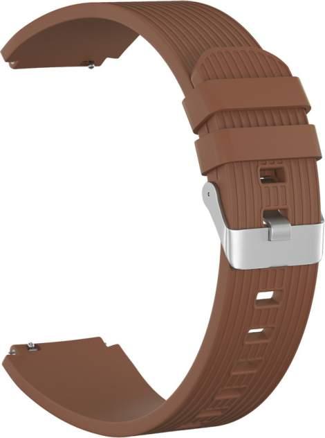 Ремешок для часов GSMIN Italian Collection 22 для GearS3/GalaxyWatch(46mm) Коричневый