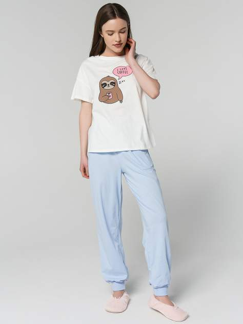 Пижама ТВОЕ 79405, белый