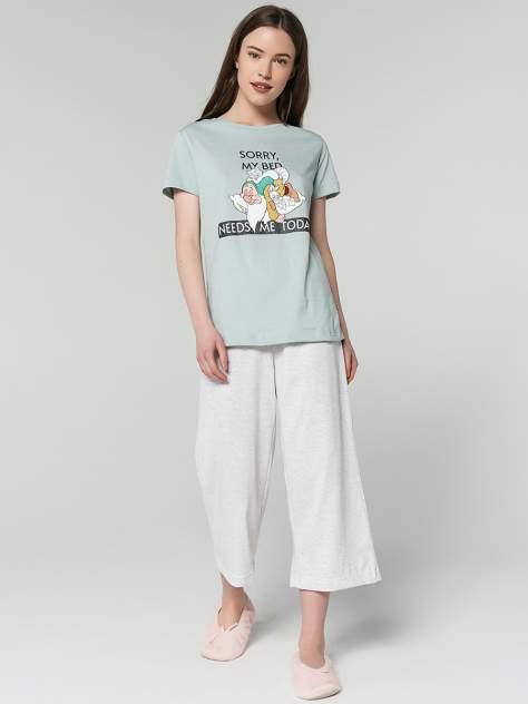 Пижама ТВОЕ 80303, зеленый