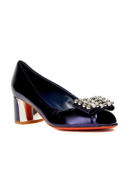 Туфли женские Baldinini 1298024/899773 синие 36 RU